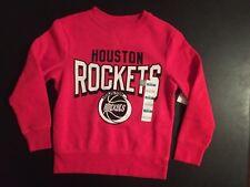 New! Houston Rockets Old Navy Youth Extra Small 5 Sweatshirt