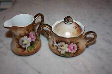 Lipper & Mann Creations Japan Creamer & Sugar Bowl with Lid Japan 20/250