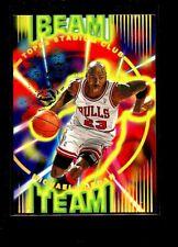 1996 TOPPS STADIUM CLUB BEAM TEAM #14 MICHAEL JORDAN MINT E09661