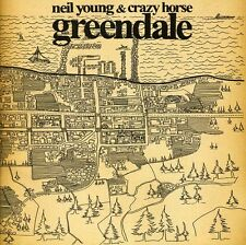 Neil Young, Neil Young & Crazy Horse - Greendale [New CD]
