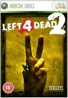 Left 4 Dead 2  Xbox 360 - MINT - Super FAST First Class Delivery Absolutely FREE