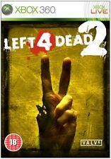 Left 4 Dead 2 Xbox 360-perfecto Estado-Super rápida entrega de primera clase absolutamente gratis
