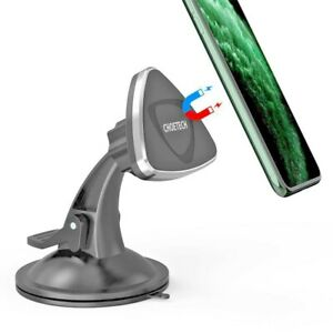 CHOETECH Car Mount Strong Magnetic Phone Holder Suction Cup Car Mount Universal