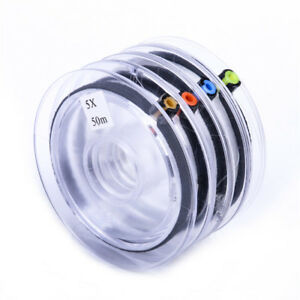 SALE Tippet Spool Tenders...4-Pack + FREE 10-Pack 2mm ROUND TIPPET RINGS