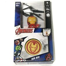 WorldTech Toys 33243 Marvel Iron Man Flying UFO Ball Full Body 6+