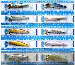 Lucky Craft Pointer 100SP Cif Sw Japan Wobbler, Bait, Pike, Predators
