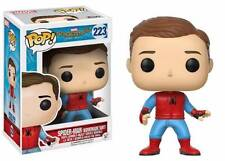 "Exclusivo MARVEL SPIDER-MAN desenmascarado casero compatible 3.75"" Pop Vinyl"