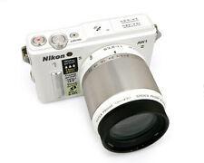 Nikon 1 AW1 14.2MP Waterproof Digital Camera - White Kit w/ AW 11-27.5mm Lens