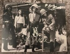 GFA Larry Freddie & Sly * SLY AND THE FAMILY STONE * Signed 11x14 Photo S5 COA