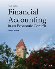 Financial Accounting in an Economic Context by Jamie Pratt (2013, Paperback)