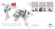 Netherlands 2017  Red Cross  150yrs FDC 651      mnh/postfris c
