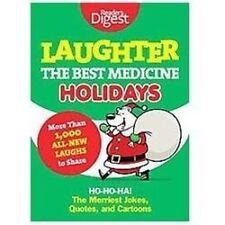 Readers Digest Laughter The Best Medicine 2012 Thanksgiving Christmas New Years