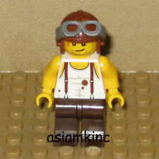 LEGO Pharaoh's Quest 7306 Mini Figure Minifig Explorer