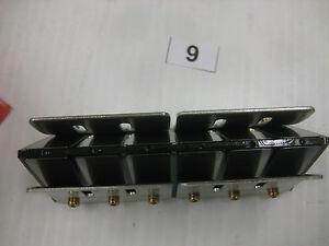 YAMAHA OUTBOARD REED BLOCK ASSY.  200-250  60V-13610-00-00