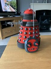 Dr Who Paradigm Series Dalek Red (13in) Preowned