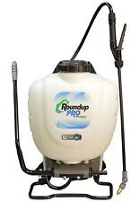 Roundup PRO 190412 No Leak Pump Backpack Sprayer for Herbicides