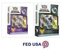 Pokemon Mythical Genesect + Darkrai Mythical Collection Pin Box Generation Packs
