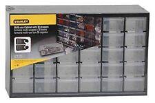 Organizador Multi Usos Tipo Estantería con 30 Cajones Stanley Robusto Apilables