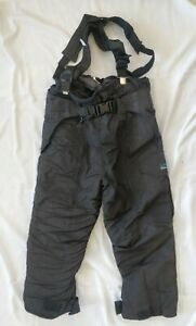 NORTHERN OUTFITTERS EXP II Expedition Bib Pants & Suspenders Men's SMALL