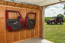 DOOR STORAGE HANGER FOR 76-16 JEEP CJ-7 WRANGLER YJ TJ JK, AND JK TJ UNLIMITED
