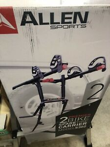 Allen Sports S302 Premier 2-Bike Spare Tire Rack