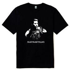 New Willow Fantasy Movie Madmartigan Mens T Shirt Black Sizes S - 5Xl