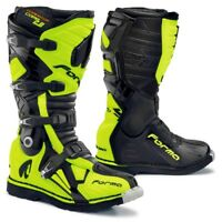Forma Dominator Comp 2.0 motocross boots, black, motorcycle gs pro offroad tech