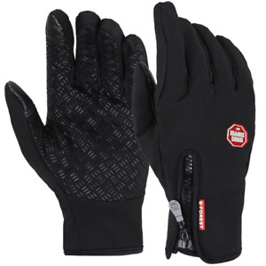 Unisex Touchscreen Winter Thermal Warm Cycling Bike Motorcycle Gloves Hiking