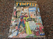 The League of Extraordinary Gentlemen Vol Iv: The Tempest (Hardcover, Sealed)