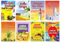 Stories From The Lives of  Sahabah: Muslim Children Islamic Books