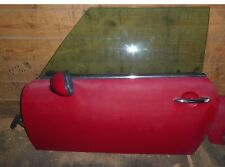 Mini Cooper 2005 Door Complete Assembly Driver LH OEM