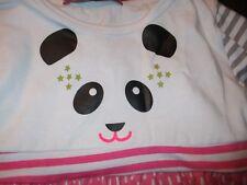 Jelly the Pug Panda Dress NWT  Size 12