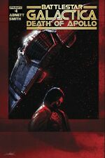 Battlestar Galactica BSG DEATH OF APOLLO #4 Cover C NM Dynamite Comic - Vault 35