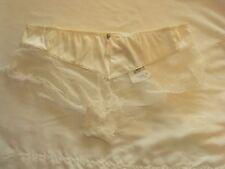 Parfait by Affinitas Intimates Tamara Boyshort Size Large Style 5906 White