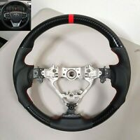 Sports Leather Steering Wheel for 2012-2017 Toyota Camry SE  model 3-SPOKE NEW!