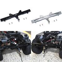 For TRAXXAS TRX-6 BENZ G63 6X6 RC Crawler Car Aluminium Alloy Rear Bumper Set IP