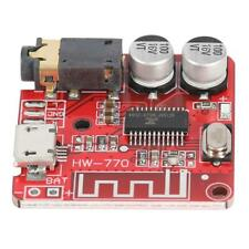 Bluetooth 4.1 Audio Receiver Board 3.5mm Car Stereo Diy Modified Accessories