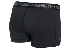 Short de Compression Running Fit Femme Under Armour Noir fitness taille FR : S