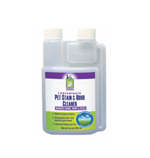 Concentrate Pet Stain & Odor Cleaner Remover 8oz. - Removes Urine, Vomit & Feces