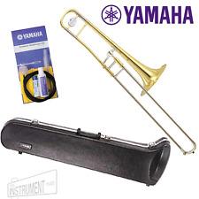 Yamaha YSL-354 Upgraded Student Tenor Trombone - Used / MINT CONDITION
