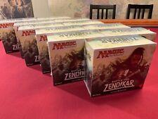 MTG Battle for Zendikar SEALED Fat Pack Full Art Lands