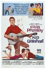 "ELVIS - KID GALAHAD - MOVIE POSTER 12"" x 18"""