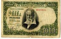 Billete de España 1000 pesetas Joaquin Sorolla B5874632