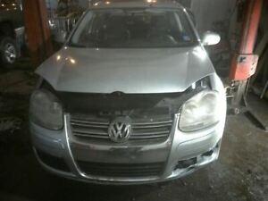 Driver Rear Door Vent Glass Sedan VIN K 8th Digit Fits 05-10 JETTA 87225