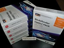 Bitdefender Family Pack 2018 2 Years Unlimited Devices New Sealed