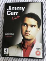 Jimmy Carr - Live DVD 1st Ever Standup