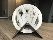 VW Splitscreen,Baywindow,T25,T4,T5 Camper Stainless Steel Coasters / Place Mats