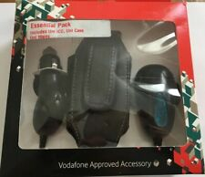 Universal Mains & In Car Phone Charger with Pouch