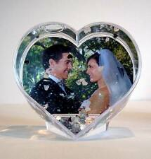 Personalised Snow Globes Available In 5 Various Shapes