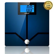 400LB/180kG Bluetooth Digital Bathroom Body Fat Weight Scale for iOS Android